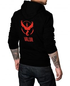Team Valor Zip Up Hoodie