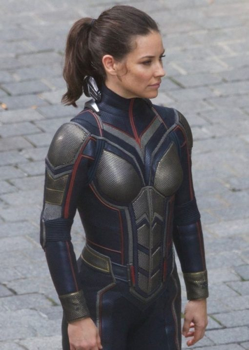 Ant Man and the Wasp Hope Van Dyne Costume Jacket