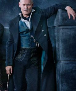 Fantastic Beast The Crimes Of Grindelwald Gellert Coat