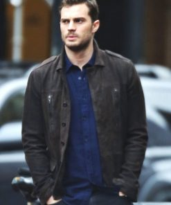 Fifty Shades Jamie Dornan Leather Jacket