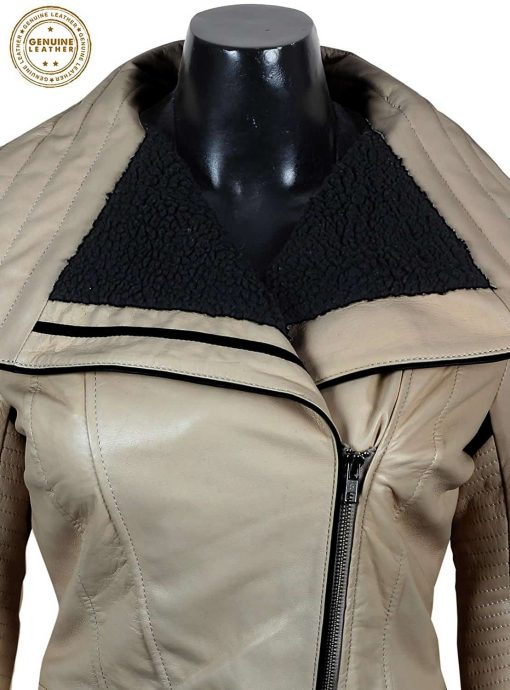 Qira Leather Jacket
