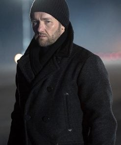 Red Sparrow Joel Edgerton Trench Coat