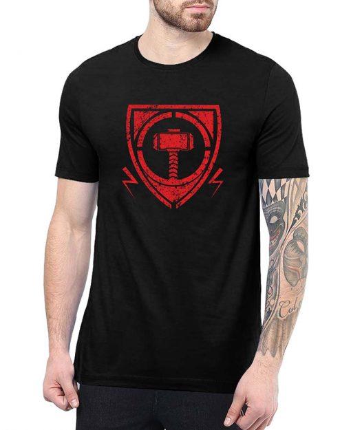 Thor Hammer T Shirt