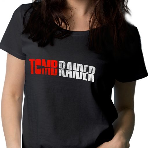 Tomb Raider T Shirt