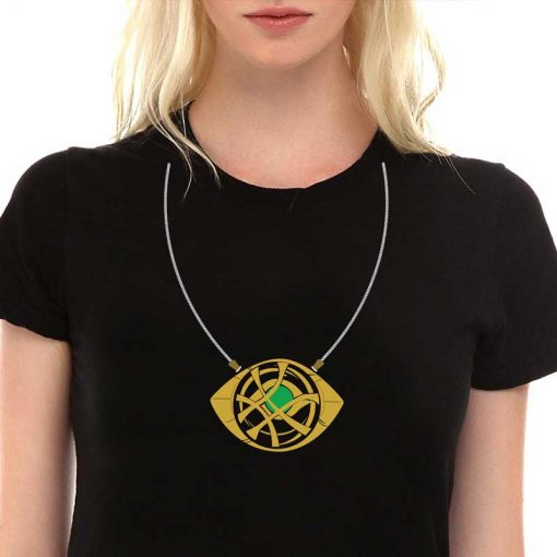 Eye Of Agamotto Necklace T Shirt