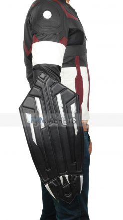 Captain America Avengers Infinity War Leather Shield