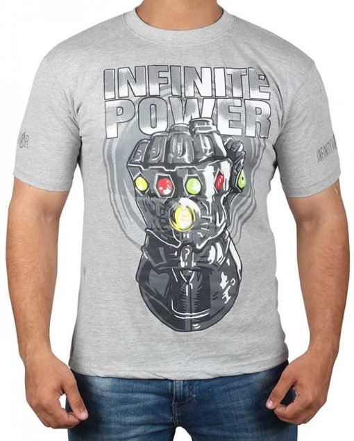 Infinite Power Gauntlet Shirt