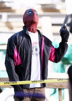 Deadpool 2 Wield a Gun Jacket
