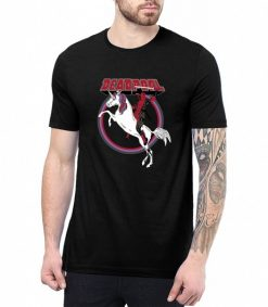 Deadpool Unicorn T Shirt