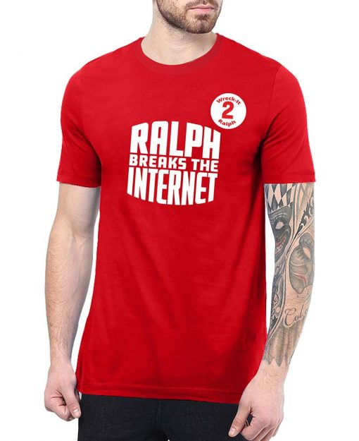 Ralph Breaks The Internet 2 T Shirt