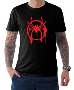 Spider Man Into The Spider Verse T Shirt