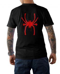 Spider Man Into The Spider Verse T Shirt