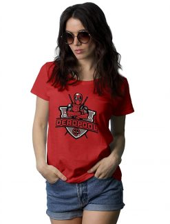 Deadpool 2 Shield T Shirt