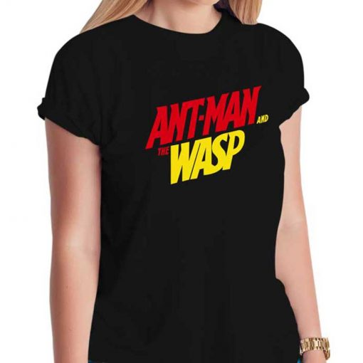 Ant Man and The Wasp T Shirt