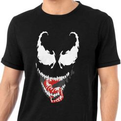 Venom Mask T Shirt