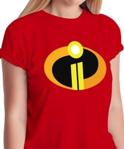 f6c73f2a Incredibles 2 T Shirt | Womens Red Shirt