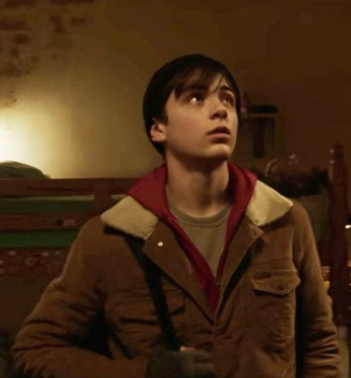 Billy Batson Jacket