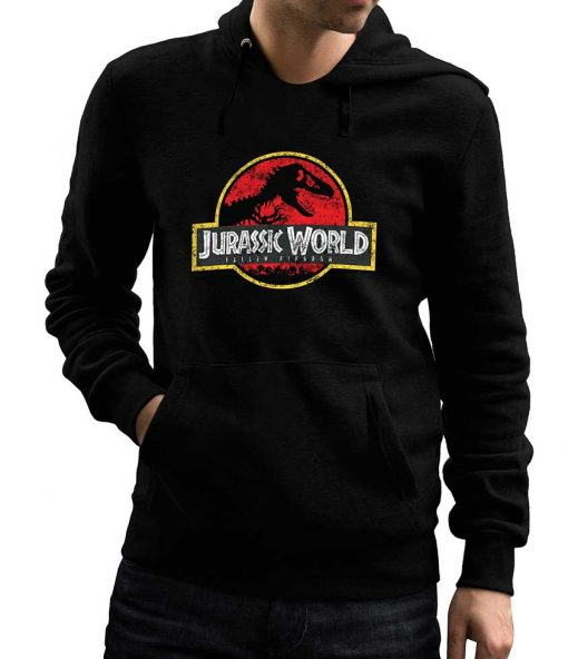 Jurassic World Hoodie Men