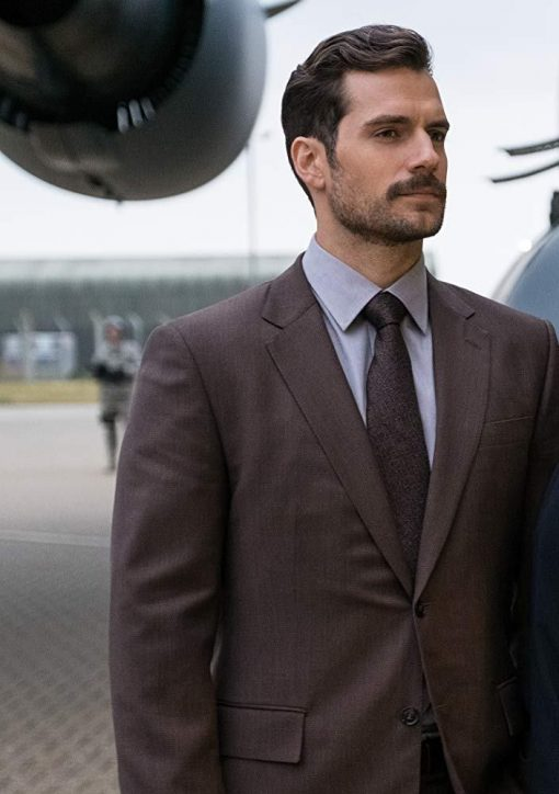 Mission Impossible Fallout Henry Cavill Suit