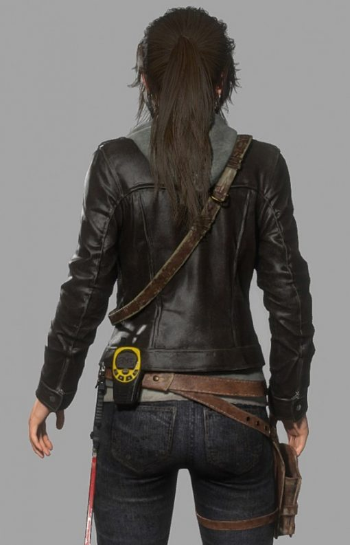 Lara Croft Rise of The Tomb Raider Jacket