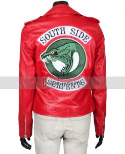 Red Southside Red Jacket