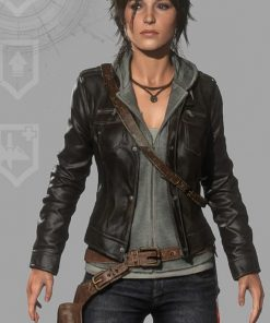 Rise of The Tomb Raider Lara Croft Jacket