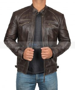 a67902af5 Men leather Jackets Collection | Best Price with Free Shipping