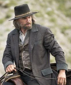 Cullen Bohannon Hell On Wheels Black Coat