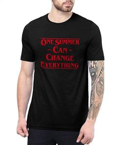 Mens One Summer Can Change Everything T Shirt