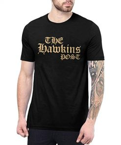 Mens The Hawkins Post T Shirt