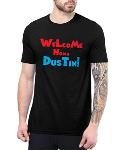 Stranger Things Mens Welcome Home Dustin T Shirt