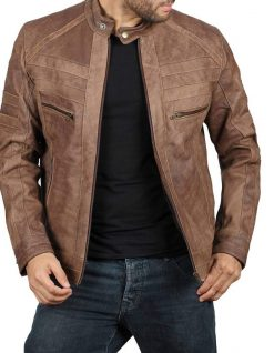 Genuine Lambskin Leather Jacket