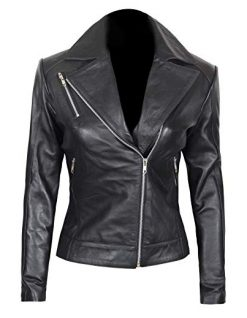 Lambskin Womens Leather Jacket