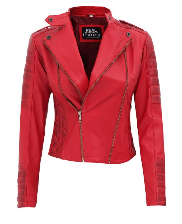 womens_red_leather_motorcycle_jacket