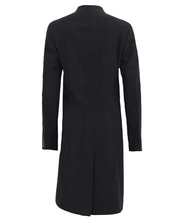 Womens coat black