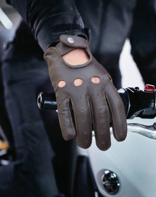 Drive Leather Gloves Mens
