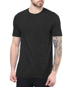 Charcoal Grey T shirt for Men