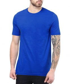 Royal Blue T shirt for men
