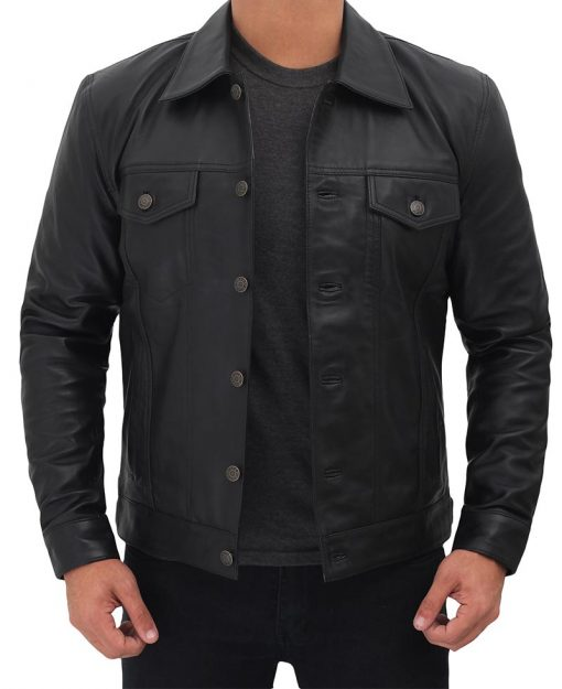 Trucker Jacket Men