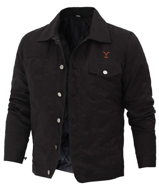 Black Yellowstone Jacket