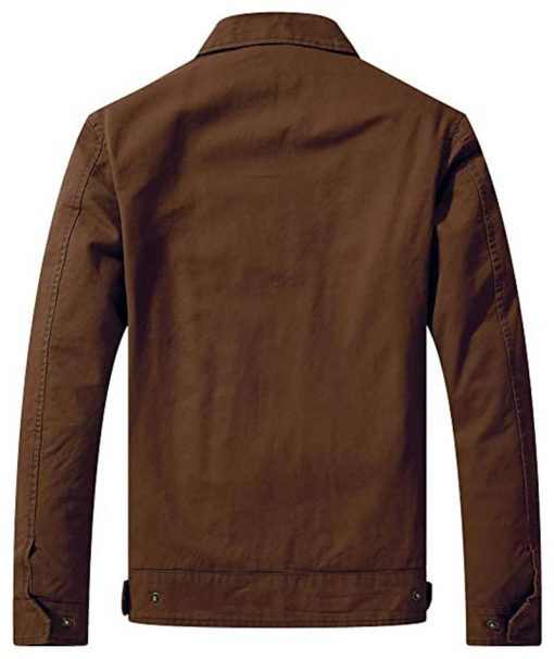 Mens_Casual_Brown_Cotton_Jacket